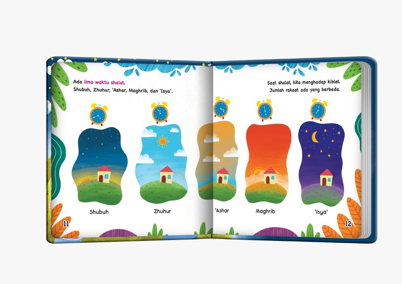 PAKET BUNDLING ISLAMIC PRINCESS PELANGI MIZAN