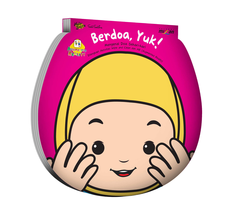 HALO BALITA SALIH SALIHA: BERDOA, YUK!