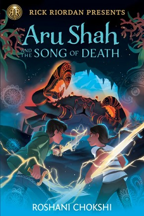 PANDAVA SERIES #2: ARU SHAH AND THE SONG OF DEATH