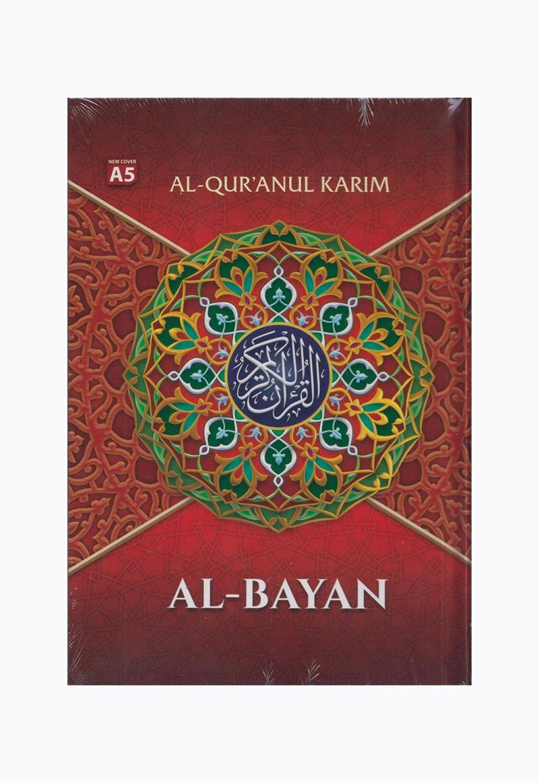AL-QURAN A5 HVS MERAH NEW