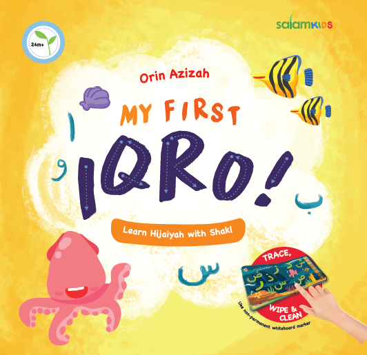 MY FIRST IQRO!