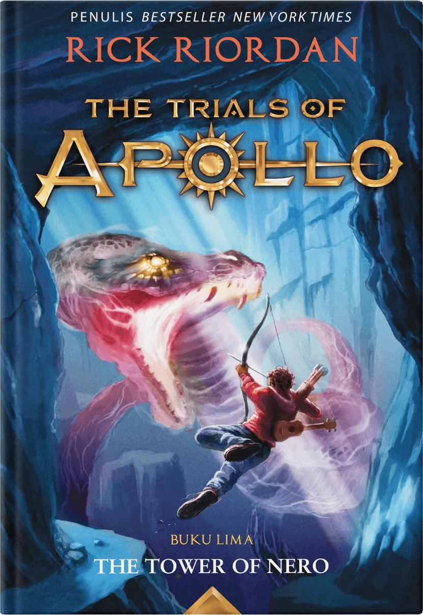 THE TRIALS OF APOLLO 5: THE TOWER OF NERO