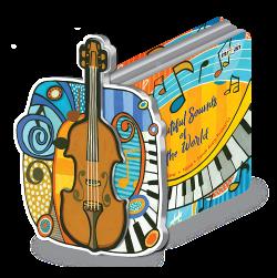 BBW: BEAUTIFUL SOUNDS OF THE WORLD (BOARDBOOK)
