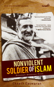 NONVIOLENT SOLDIER OF ISLAM