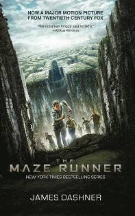 THE MAZE RUNNER MOVIE TIE-IN