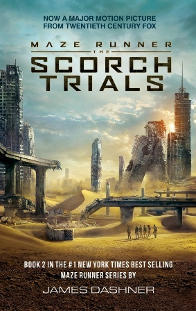 THE SCORCH TRIALS - NEW