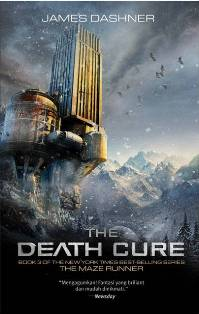 THE DEATH CURE - NEW