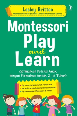 MONTESSORI PLAY AND LEARN