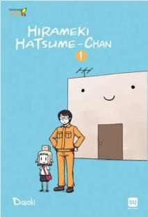 KOMIK : HIRAMEKI HATSUME CHAN #1