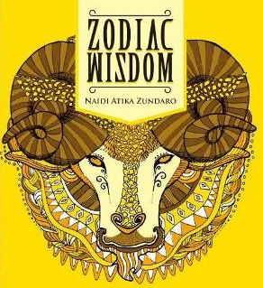ZODIAC WIZDOM: ADULT COLORING BOOK