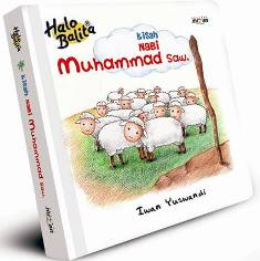 HALO BALITA: KISAH NABI MUHAMMAD SAW (BOARDBOOK)