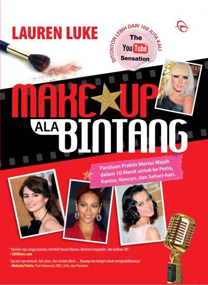 MAKE UP ALA BINTANG