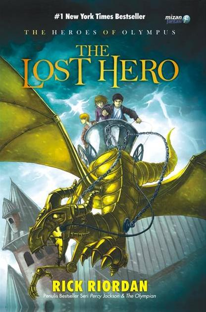 THE LOST HERO-THE HEROES#1