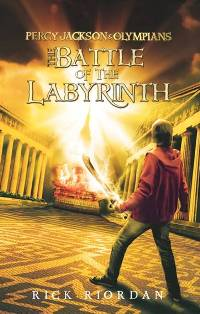 THE BATTLE OF THE LABYRINTH-NEW