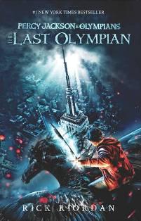 THE LAST OLYMPIAN-NEW