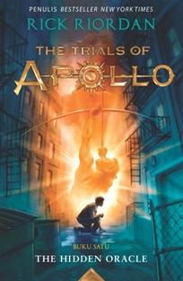 TRIALS OF APOLLO #1: THE HIDDEN ORADE