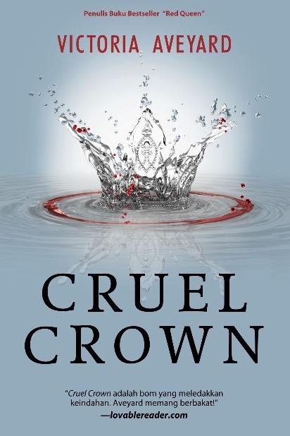 RED QUEEN SERIES: CRUEL CROWN