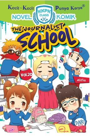 KKPK CLASS NOMIK #20: THE JOURNALIST SCHOOL