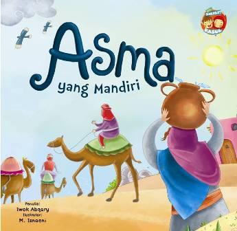 SERI SAHABAT RASUL: ASMA YANG MANDIRI (BOARDBOOK)