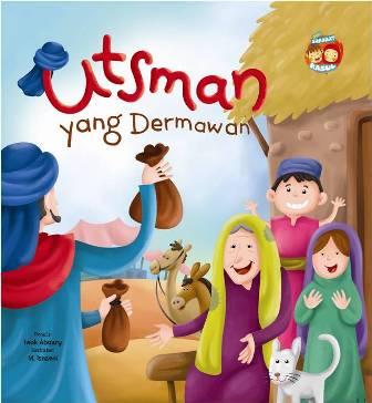 SERI SAHABAT RASUL: UTSMAN YANG DERMAWAN (BOARDBOOK)