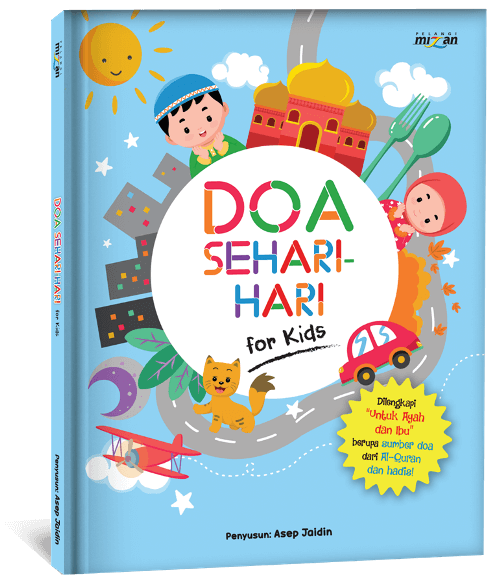 BBW : DOA SEHARI-HARI FOR KIDS-HC (REPUBLISH)