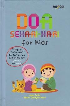 DOA SEHARI-HARI FOR KIDS-HC