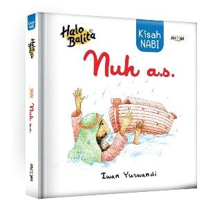 HALO BALITA: KISAH NABI NUH A.S. (BOARDBOOK)-NEW
