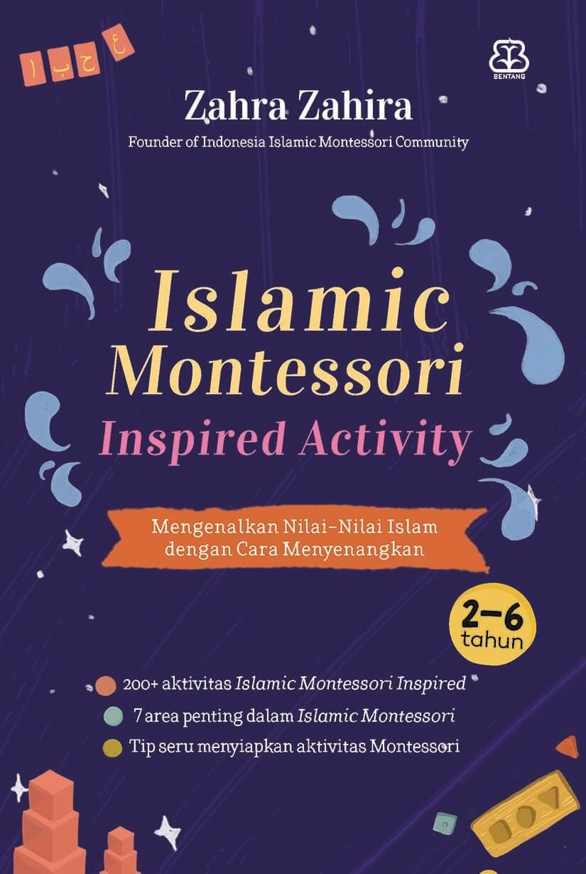 ISLAMIC MONTESSORI INSPIRED ACTIVITY