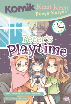 KOMIK KKPK : PETERS PLAYTIME