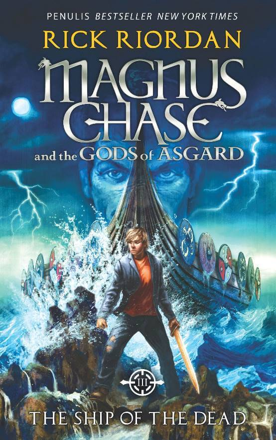 MAGNUS CHASE AND THE GODS OF ASGARD #3