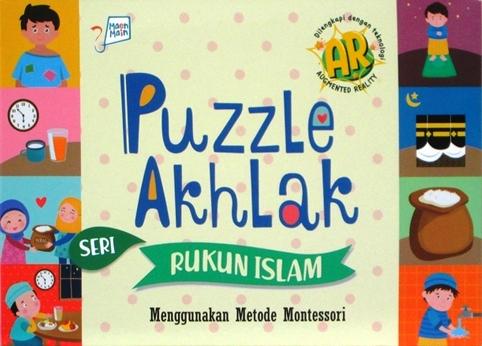 PUZZLE AKHLAK: RUKUN ISLAM