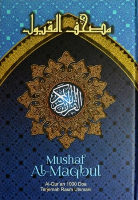 MUSHAF AL-MAQBUL BIRU