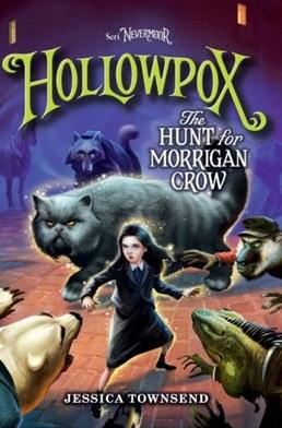 NEVERMOOR #3: HOLLOWPOX