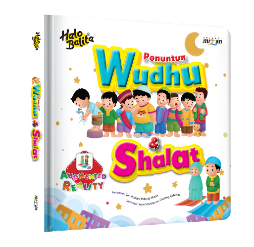 BBW : PENUNTUN WUDHU DAN SHALAT - AR  (BOARDBOOK)
