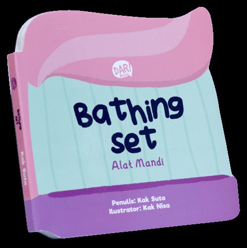 BBW : BATHING SET - ALAT MANDI (BOARDBOOK)