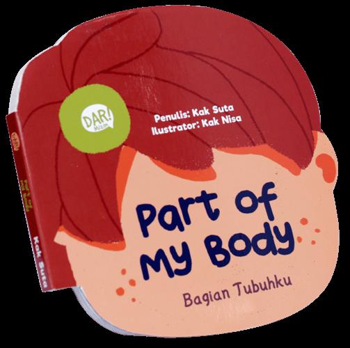 BBW : PART OF MY BODY - BAGIAN TUBUHKU (BOARDBOOK)