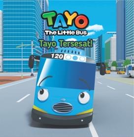 SERI TAYO SI BUS KECIL: TAYO TERSESAT!