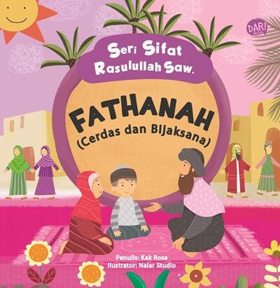 SIFAT RASULULLAH SAW.: FATHANAH (BOARDBOOK)