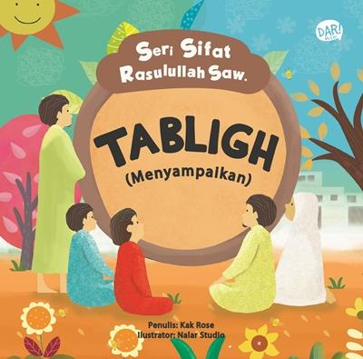 SIFAT RASULULLAH SAW.: TABLIGH (BOARDBOOK)