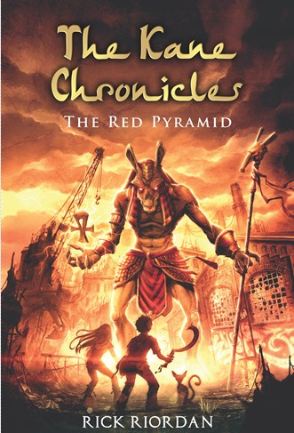 THE KANE CHRONICLES #1 : THE RED PYRAMID