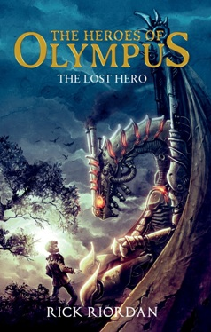 THE LOST HERO - THE HEROES OF OLYMPUS #1 (REPUBLISH)