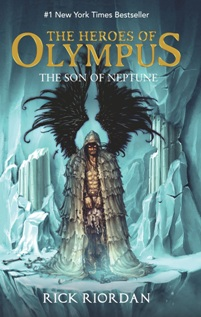 THE SON OF NEPTUNE - THE HEROES OF OLYMPUS #2 (REPUBLISH)