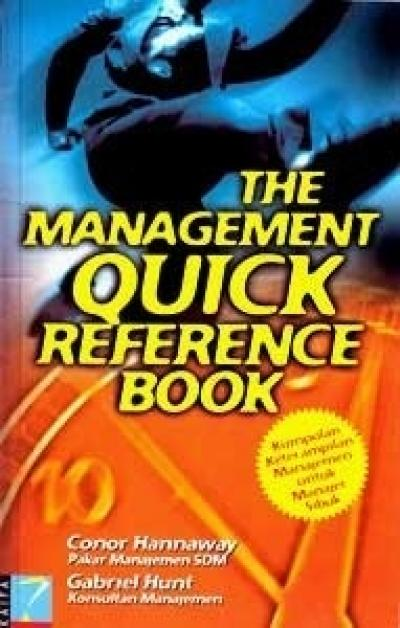 THE MANAGEMENT QUICK REFERENCE